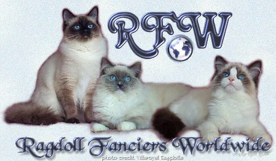Ragdoll Fanciers Worldwide Club For Ragdoll Cat Breeders and Lovers
